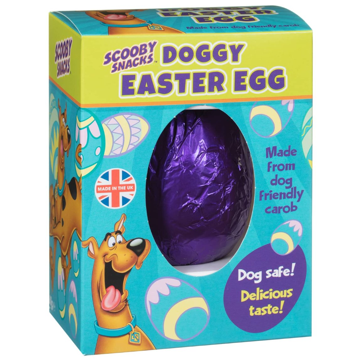 Scooby Snacks Doggy Easter Egg 60g