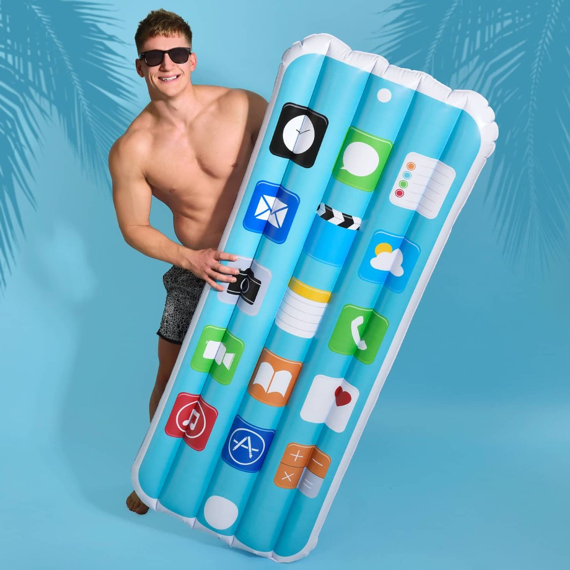 Deluxe Pool Inflatable - Phone
