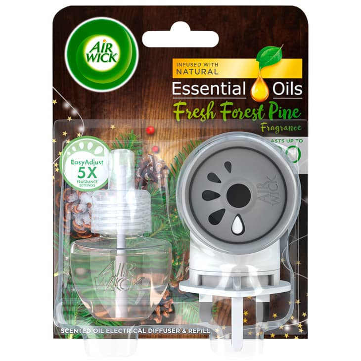 Air Wick Essential Oils Diffuser & Refill Kit - Fresh Forest Pine