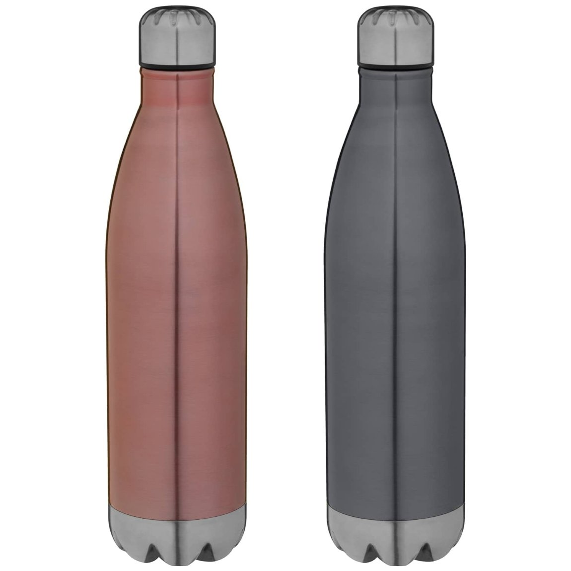 Vacuum Double Wall Insulated Bottle 750ml - Silver