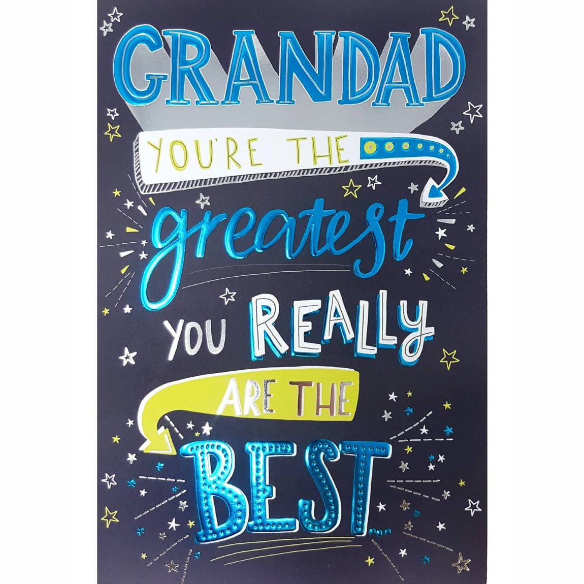 You're the Greatest - Father's Day Card