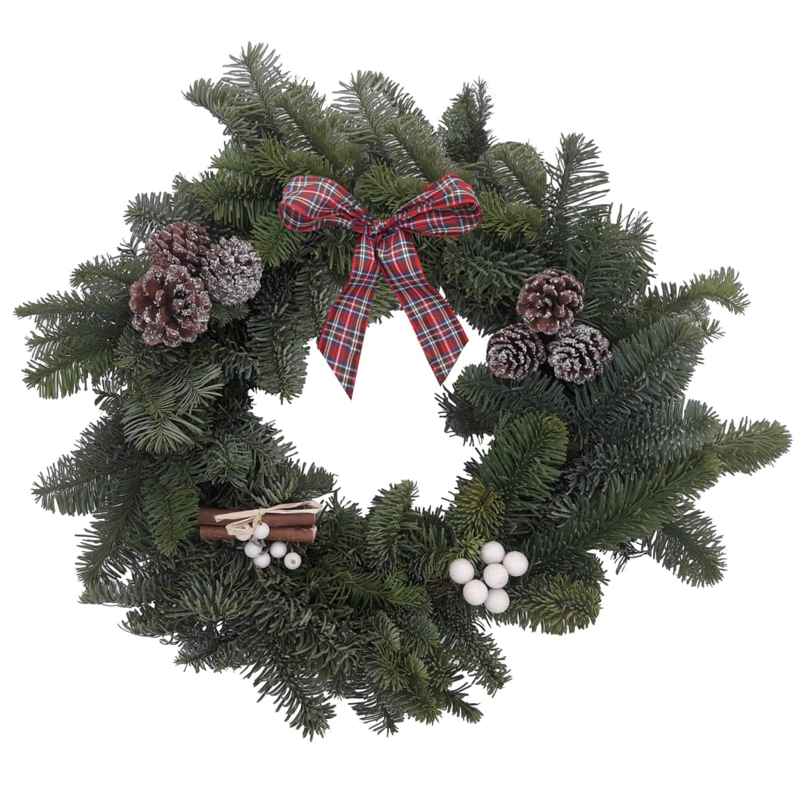 Real Advent Wreath 12