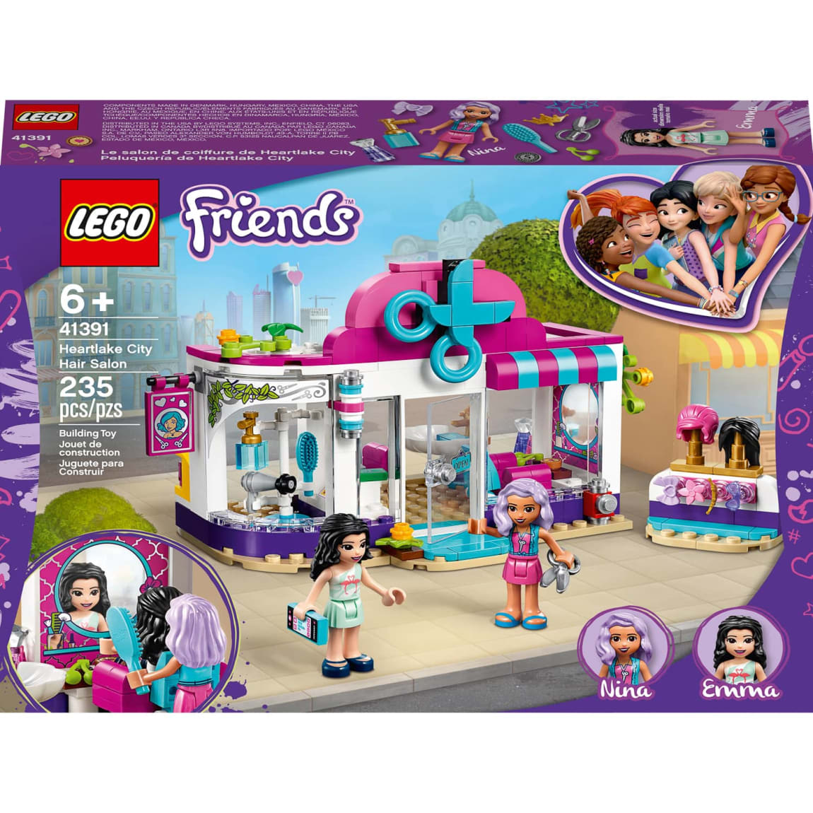 LEGO Friends Heartlake City Hair Salon