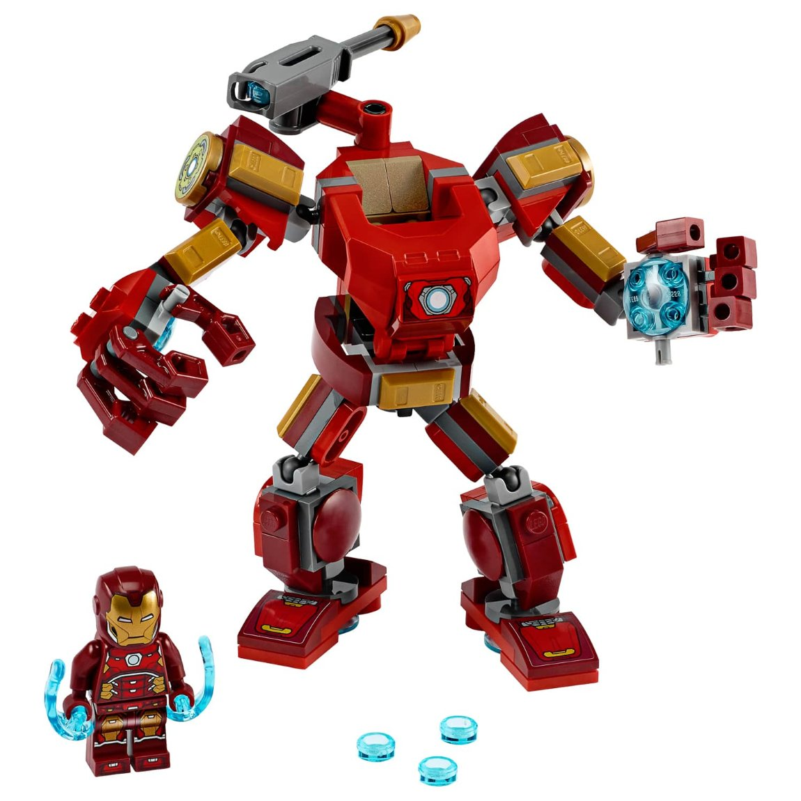 LEGO Marvel Iron Man Mech