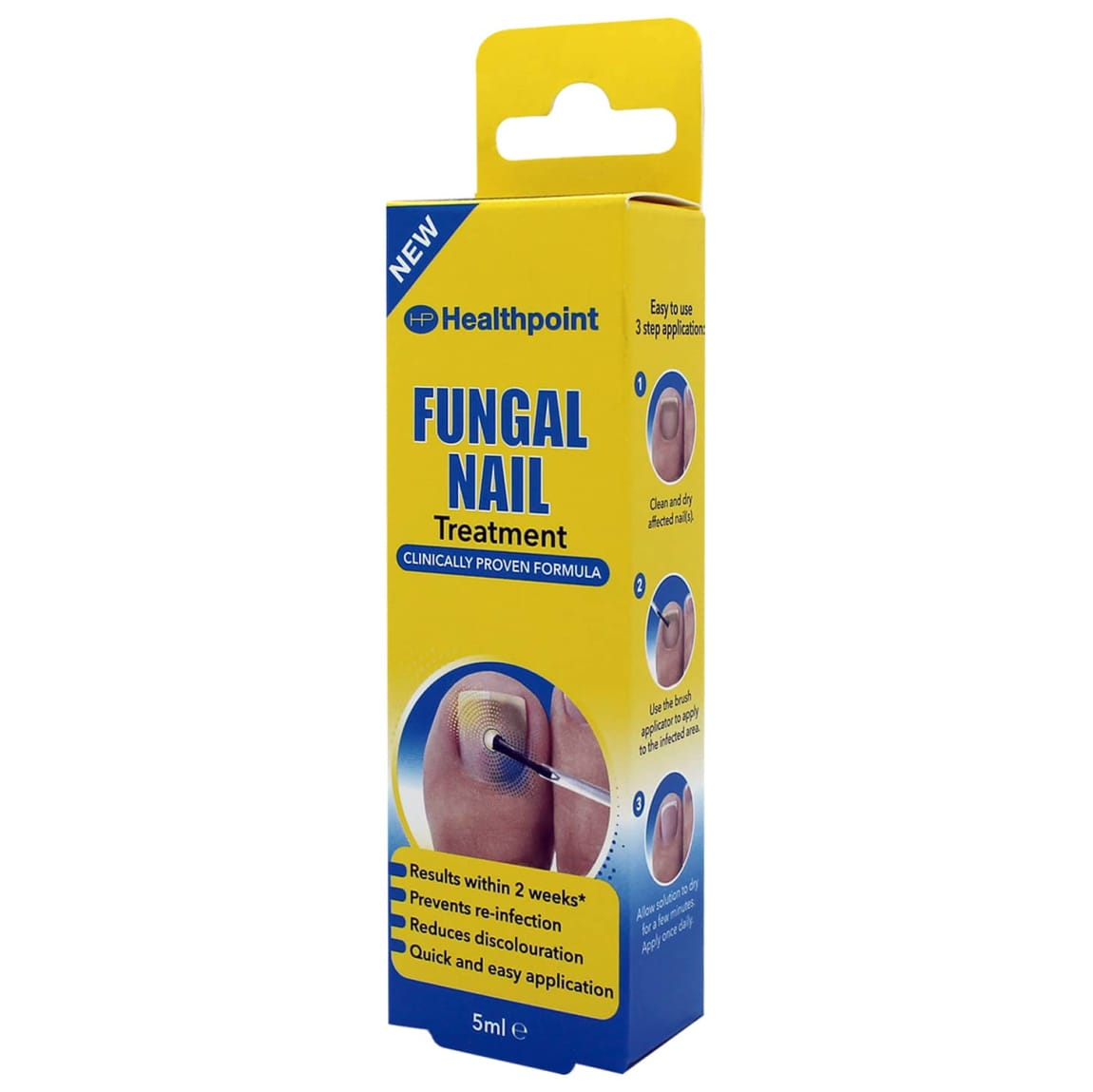Healthpoint Fungal Nail Treatment 5ml
