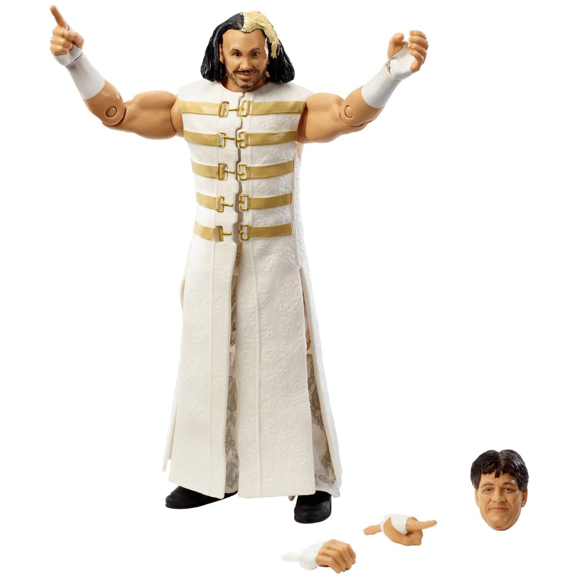 WWE WrestleMania Elite Collection Matt Hardy Action Figure