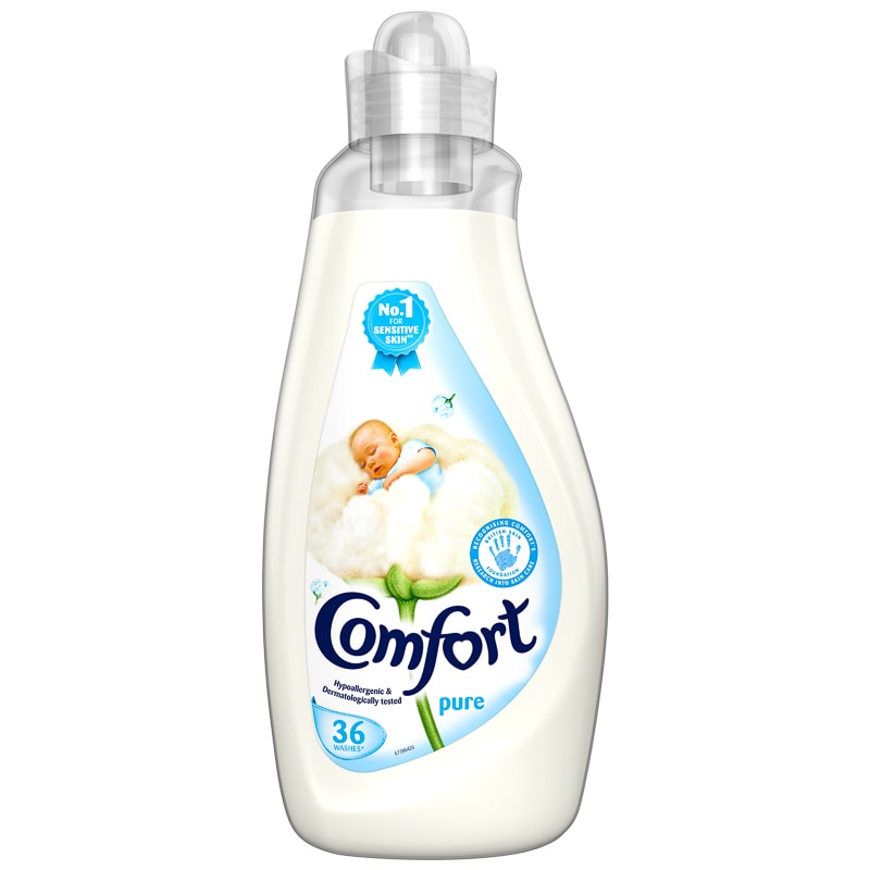 Comfort Pure Fabric Conditioner 1.26L
