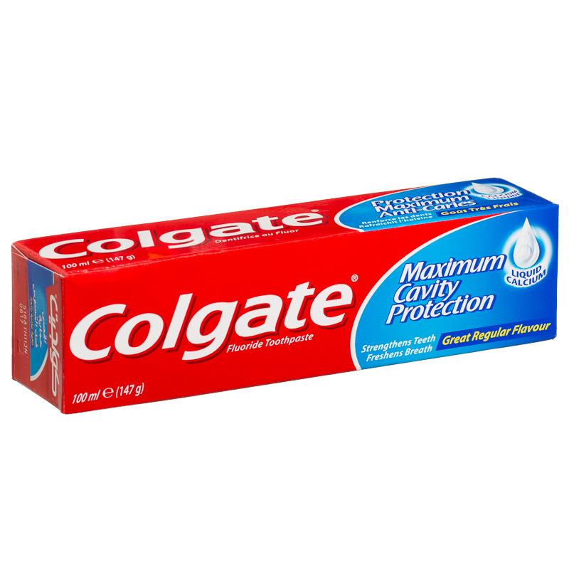 Colgate Fluoride Toothpaste 100ml 100624 B Amp M
