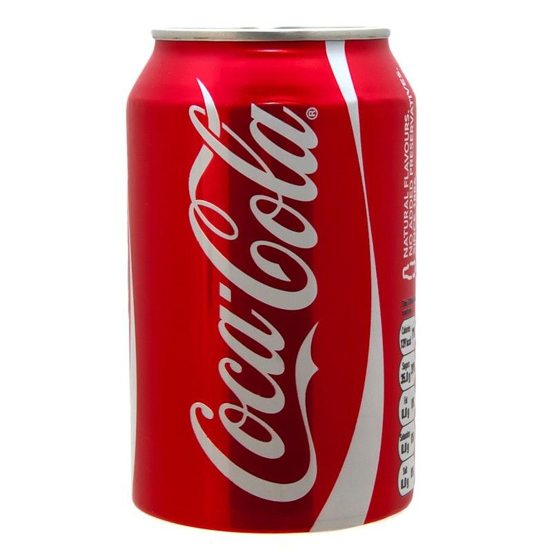 Coca cola 330ml 111 b amp m