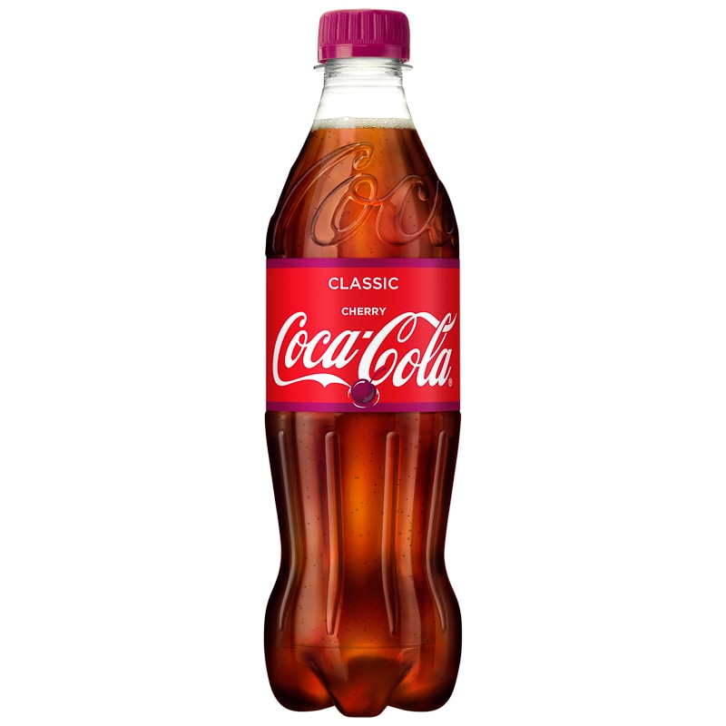 B Amp M Coca Cola Cherry 500ml 122894 B Amp M