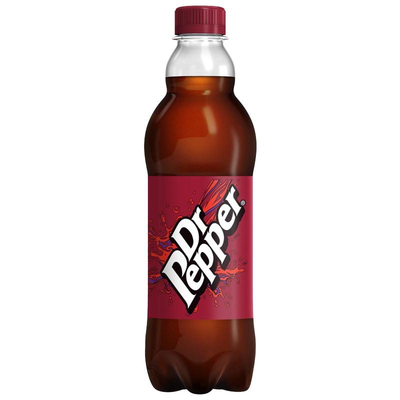 Dr Pepper 500ml Soft Drink Groceries Bottled Drink