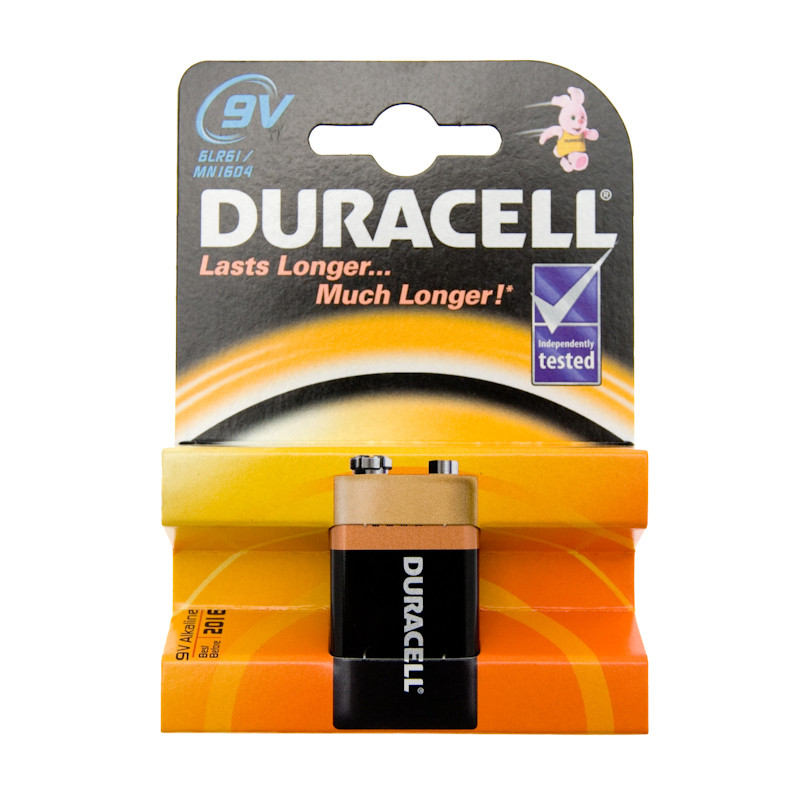 b m duracell 9 volt alkaline battery 131172 b m. Black Bedroom Furniture Sets. Home Design Ideas