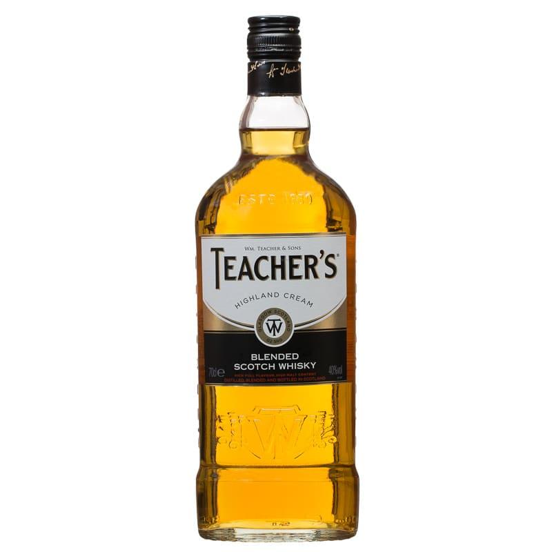 B&M Teacher's Whisky 70cl - 140003   B&M