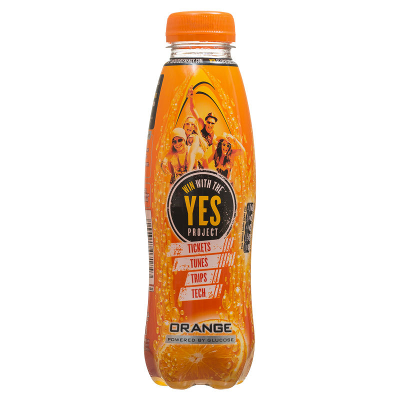 B Amp M Lucozade Orange 380ml 141258 B Amp M