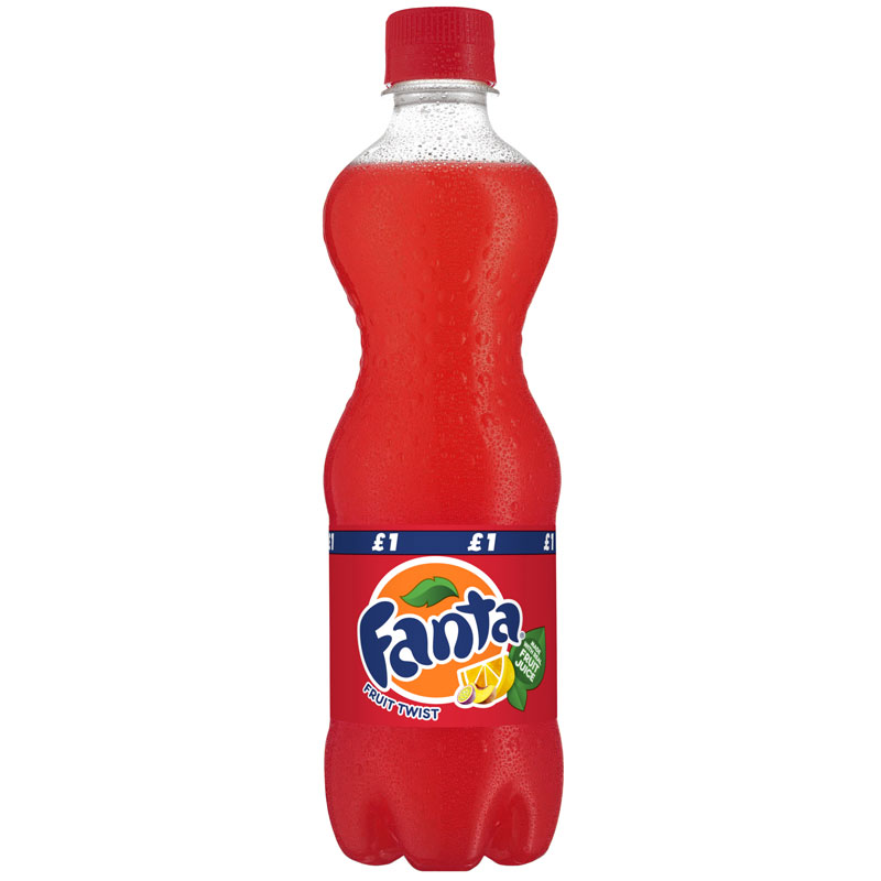 Fanta Fruit Twist 500ml Soft Drinks Groceries B Amp M Stores
