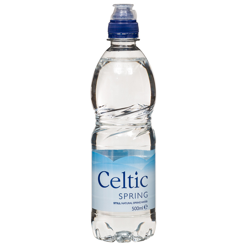 Celtic Spring Water 500ml | Water, Still Water Water