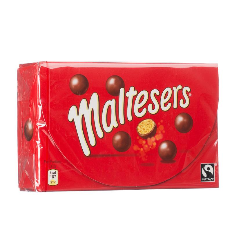 Maltesers Box 120g Chocolate Chocolate Box