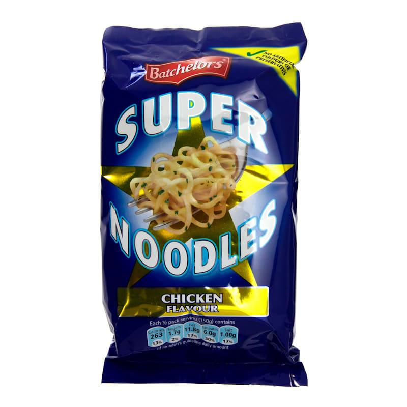 Batchelors Super Noodles 90g Chicken Flavour B Amp M