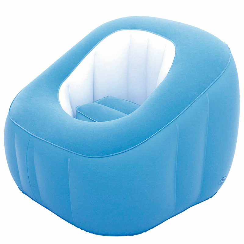 Inflatable Kids Birthday Chair: Inflatable Chairs, Furniture - B&M