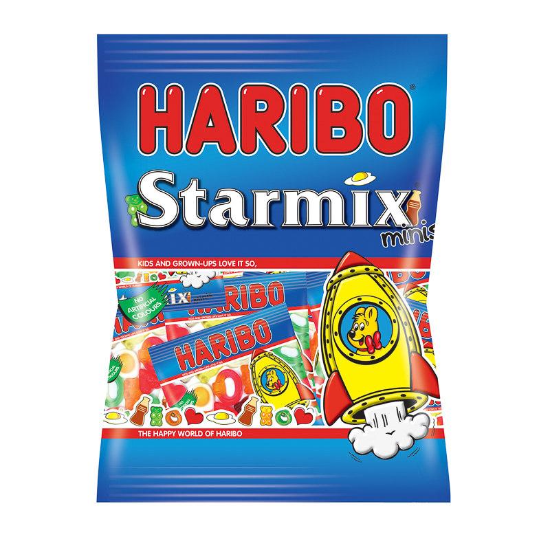 Haribo Starmix Minis 176g Groceries Sweets B Amp M