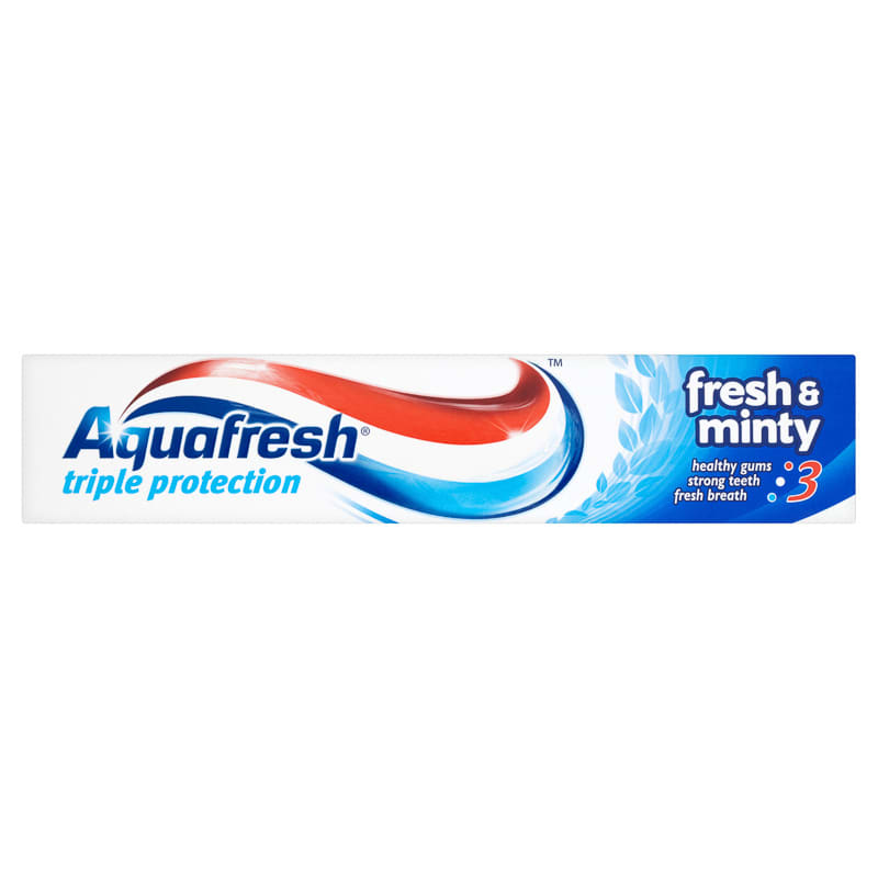Aquafresh 125ml Fresh & Minty