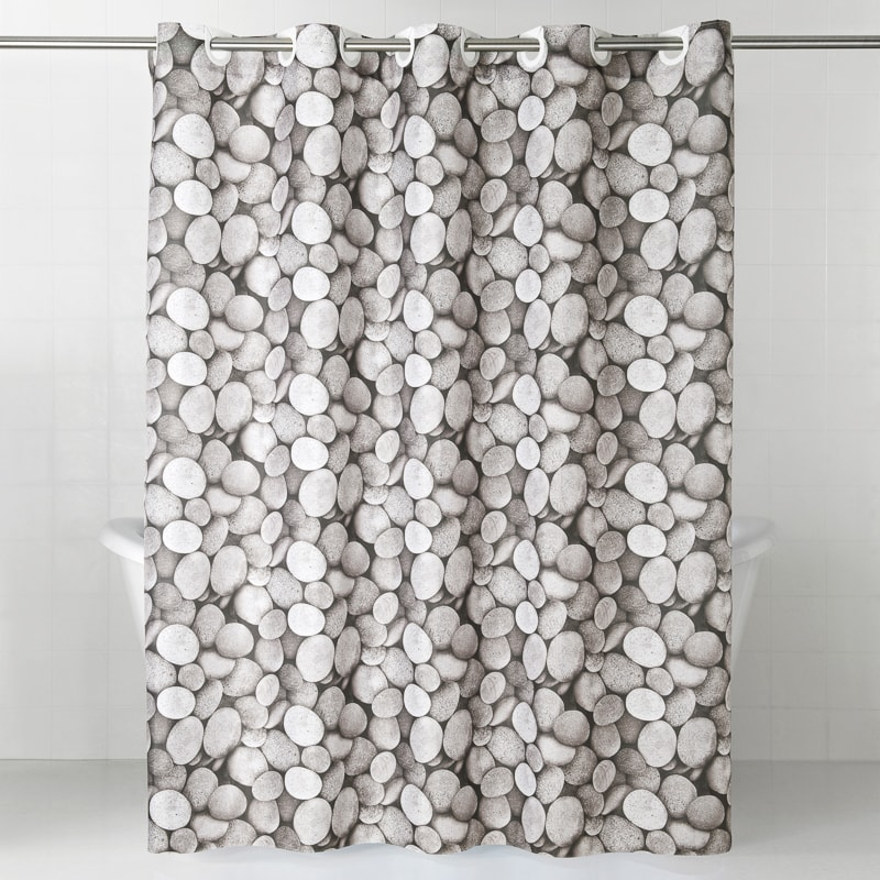 334387 Pebble Shower Curtain