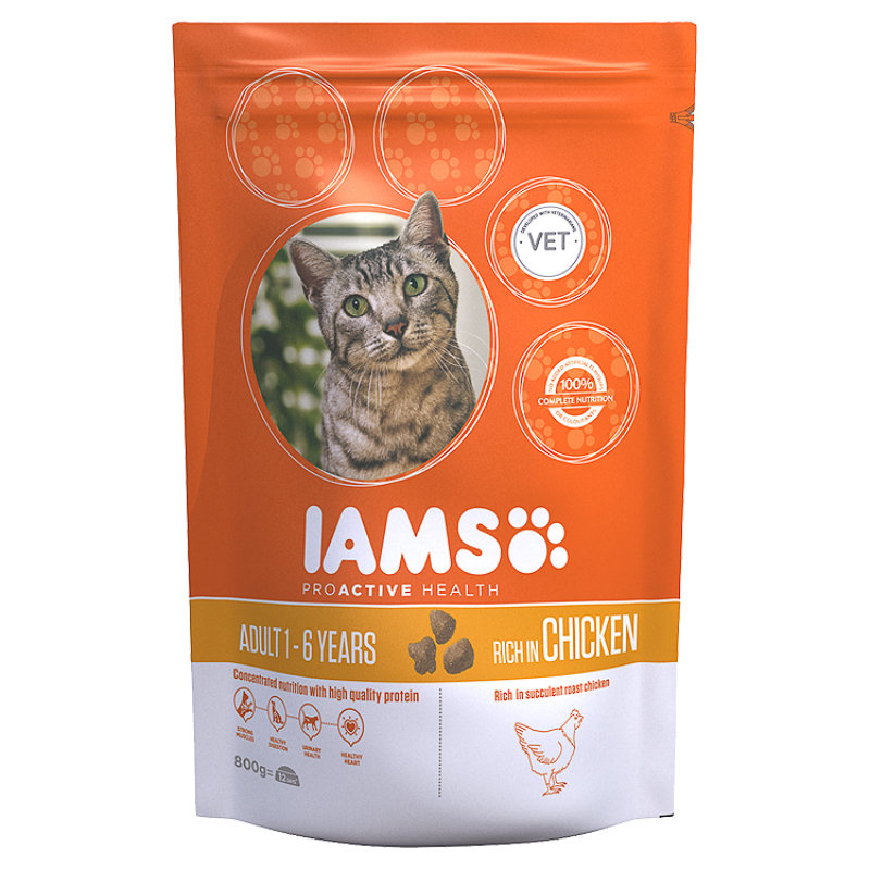 Is Pc Dry Cat Food Healthy