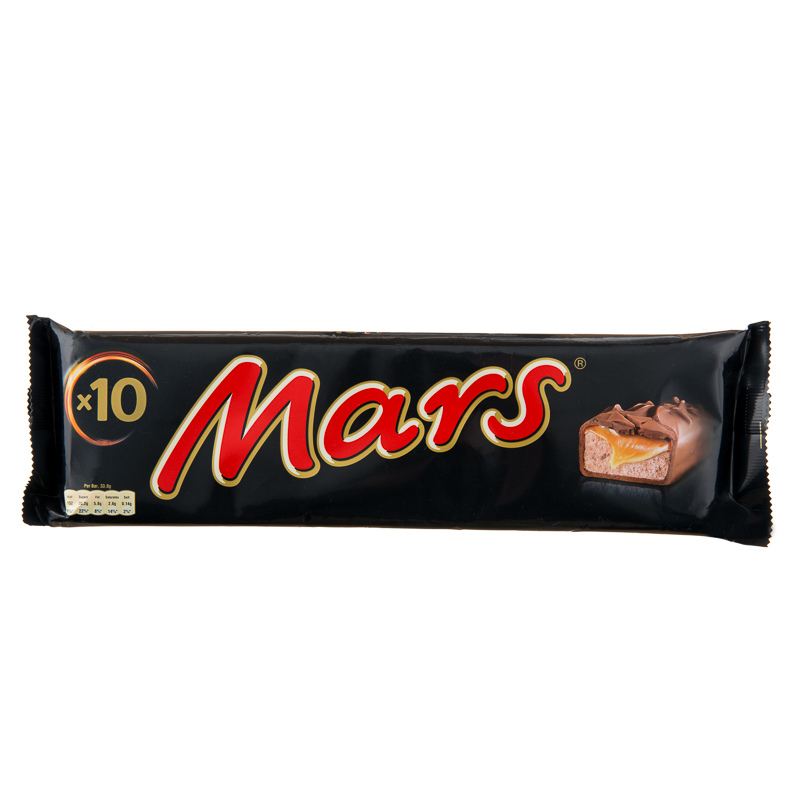 Mars Snack 10pk Chocolate Snacks Groceries Chocolate