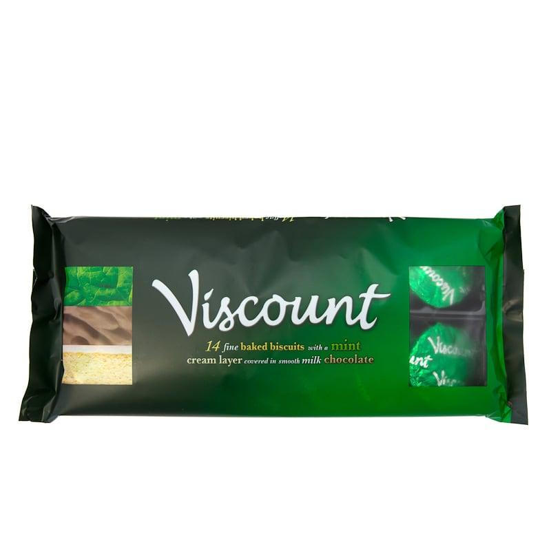 Viscount Mint Biscuits 14pk - 232817