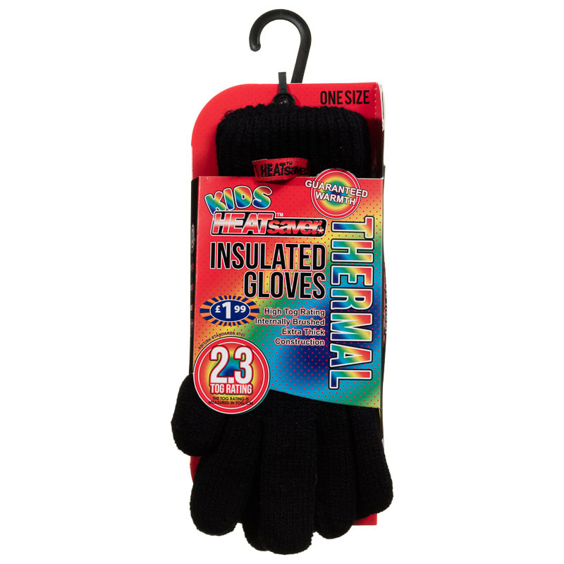 Kids Thermal Gloves