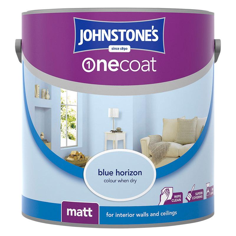 Johnstones Paint Blue Horizon