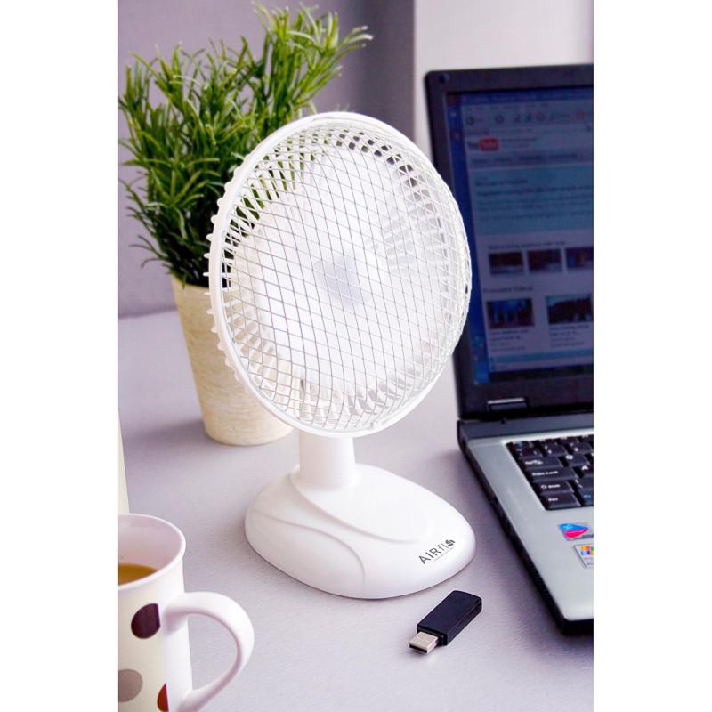 B Amp M Gt Airflow 6 Quot Desk Fan 237274