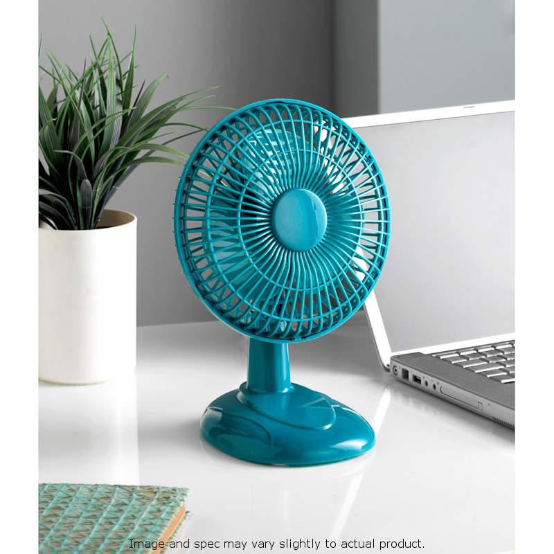 6 Inch Desk Fan : B m