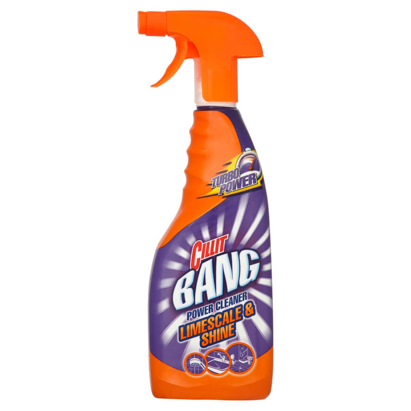 Cillit Bang Limescale Amp Shine 750ml Cleaning Products