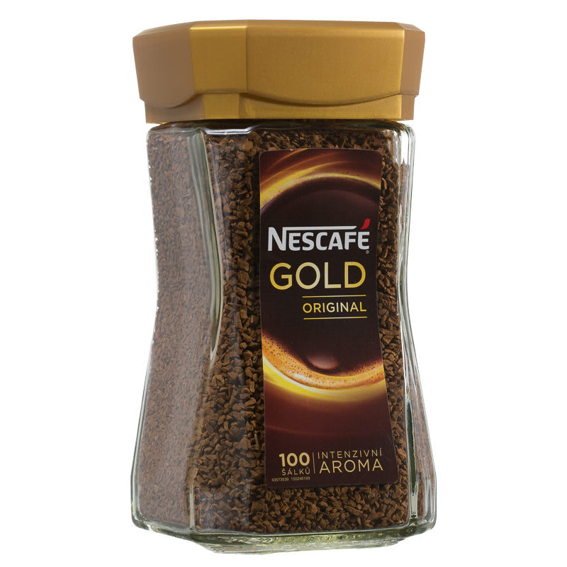 B&M Nescafe Gold Original 200g