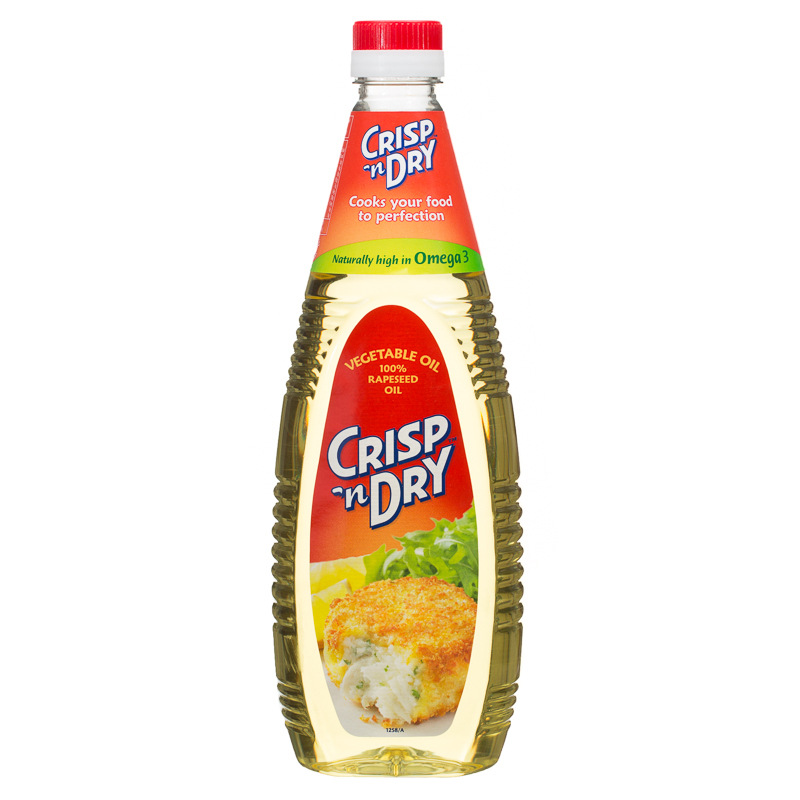 Crisp 'n Dry Rapeseed Oil 975ml
