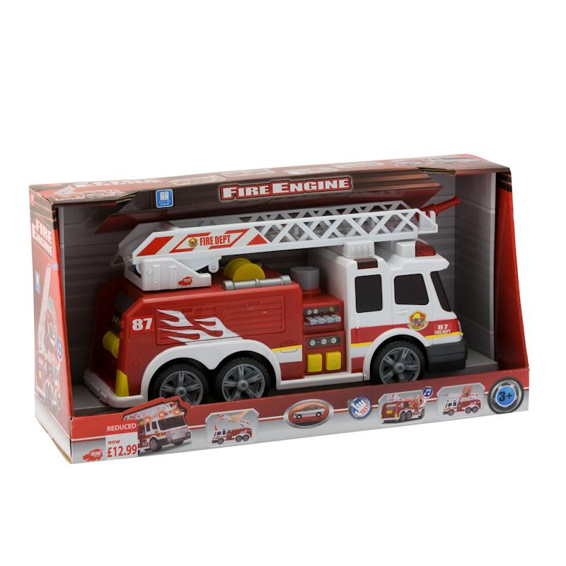 B&M Dickie Fire Engine - 247806 - 134.0KB