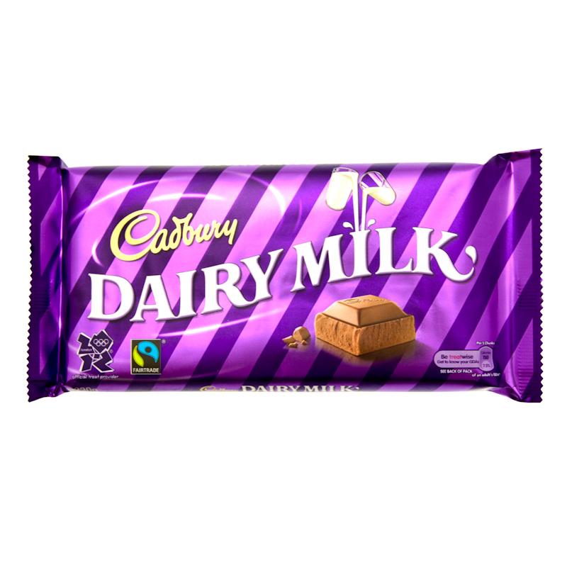 Cadbury Dairy Milk 230g - 248139 | B&M M Fish Packaging