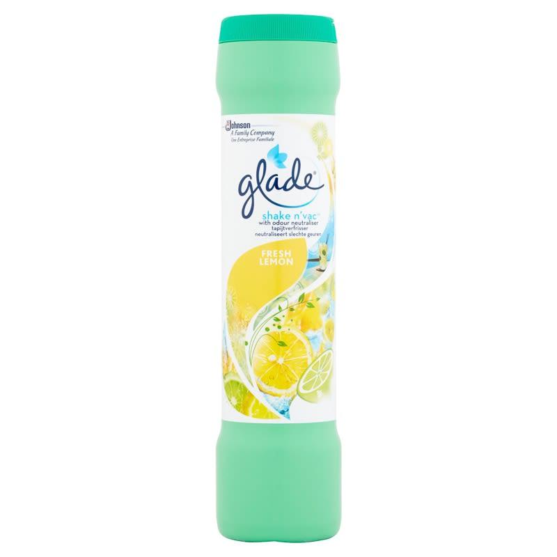 B Amp M Glade Shake N Vac Citrus Blossom 500g 248762 B Amp M