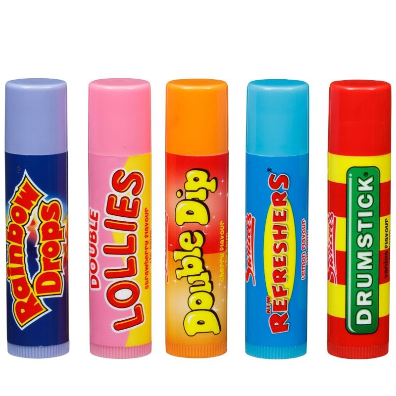 B Amp M Swizzels Sweet Treats Lip Balm Collection 249667 B Amp M