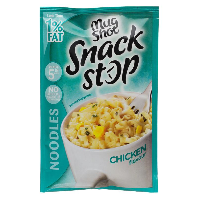 Mug Shot Snack Stop Chicken Flavour 46g Noodles