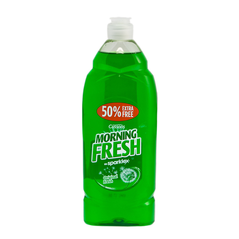 B Amp M Cussons Morning Fresh Original Washing Up Liquid 450ml