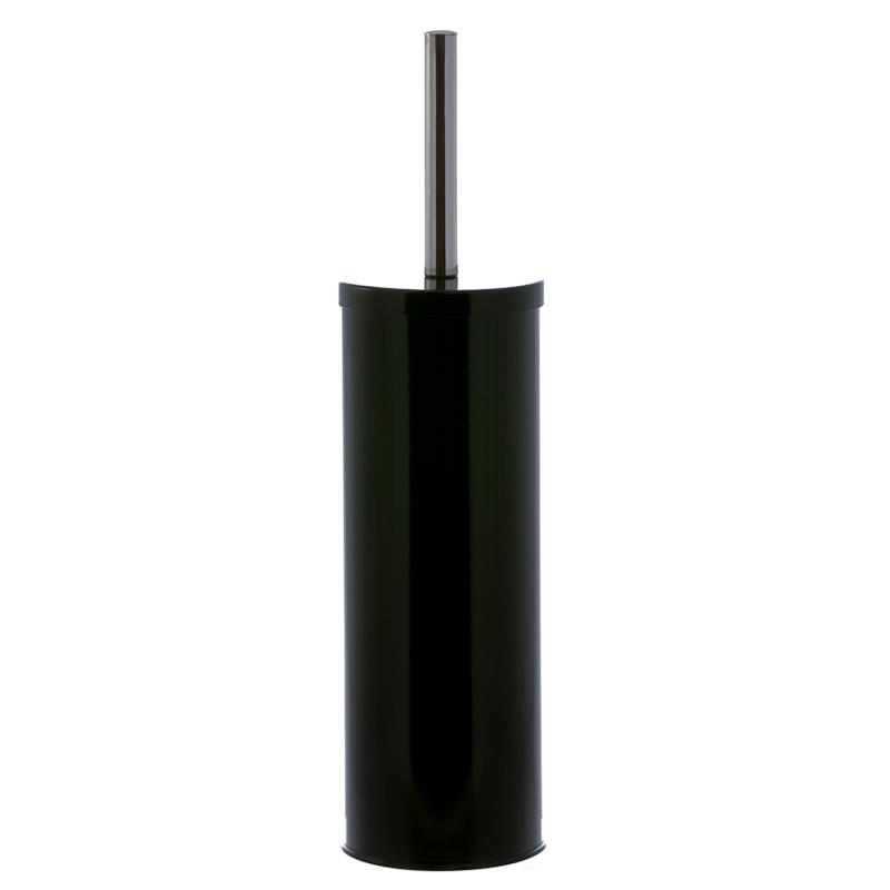 b m toilet brush holder black 2915271. Black Bedroom Furniture Sets. Home Design Ideas