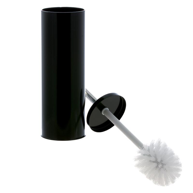 B Amp M Gt Toilet Brush Amp Holder Black 2915271