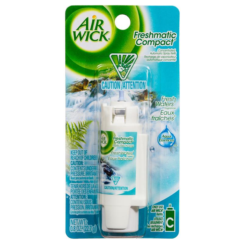 Air Wick Freshmatic Compact Refill : B m air wick freshmatic compact refill g