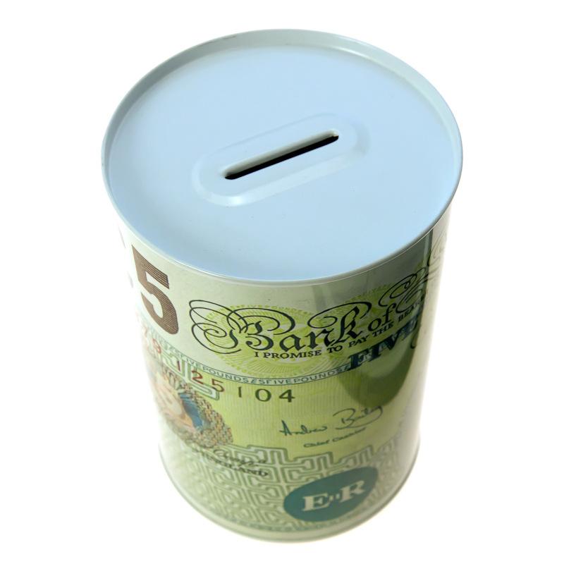 Sterling Money Box Medium 253569 B Amp M