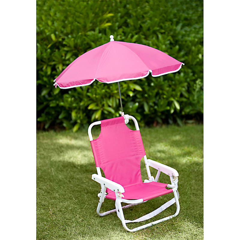 Kids Chair with Parasol. Kid s Gardening Tools   Gardening with Children at B M Stores