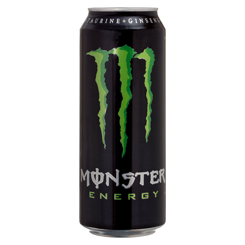 Monster Energy Drink 500ml | Energy Drink, Soft Drinks - B&M
