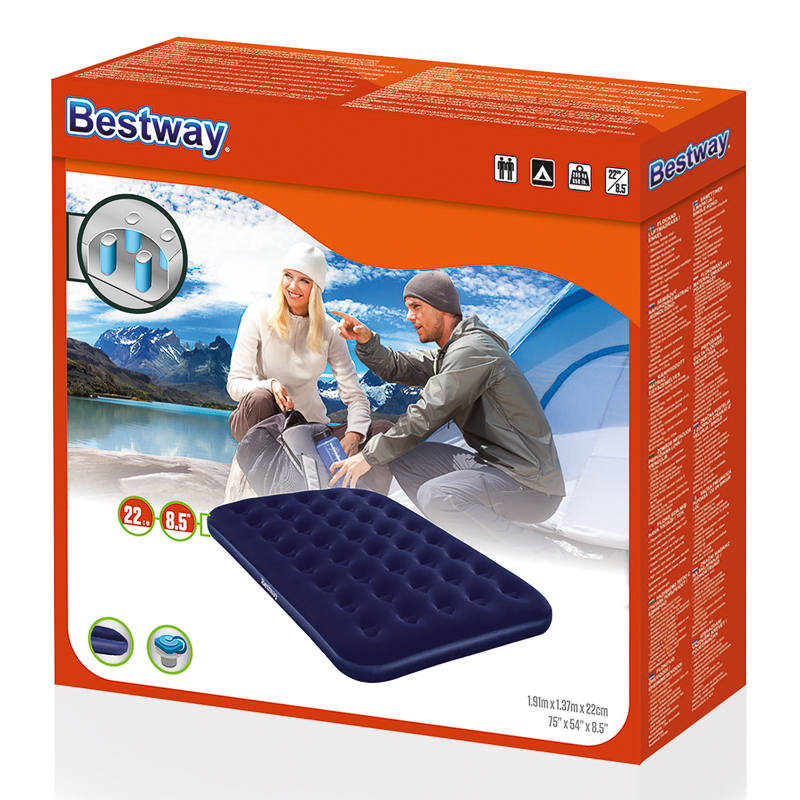 Bestway Comfort Quest Inflatable Double Bed