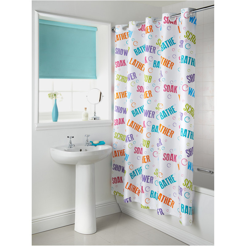 Gold Shower Curtain Rod Hookless Stall Shower Curtains